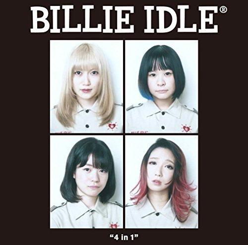 "[Single] BILLIE IDLE – ""4 in 1"" THE OFFICIAL BOOTLEG (2016.04.06/MP3/RAR)"