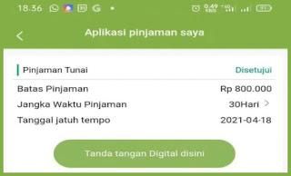cash cepat pinjaman online