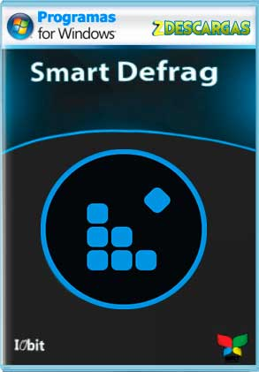 IObit Smart Defrag Pro 6 (2020) Full Español [Mega]