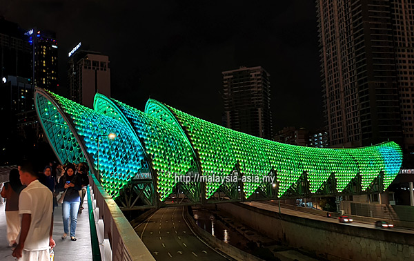 Saloma Link Bridge Photo