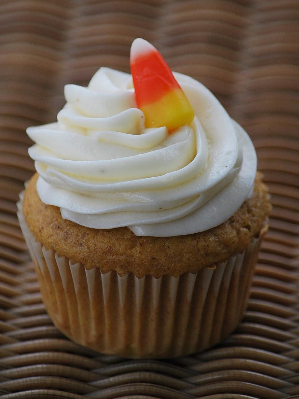 Yellow Cake Mix Pumpkin Cupcake Recipe