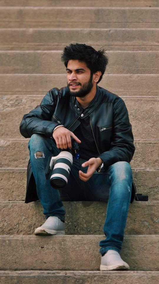Prateek Khatri - Visuals Speak A Thousand Words To Me (Cinematographer & Photographer)