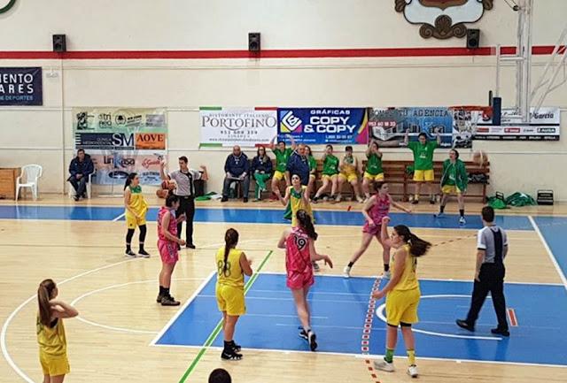 Derrota del CAB Linares femenino que tendrá que vencer en Huelva para forzar el tercer partido en Linares