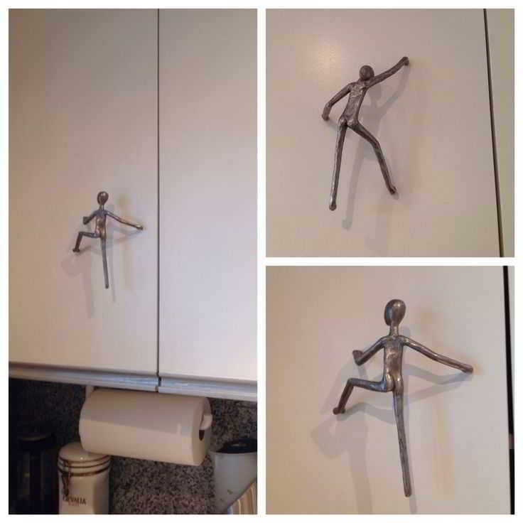 Gagang (Handle) Pintu Rumah Artistik