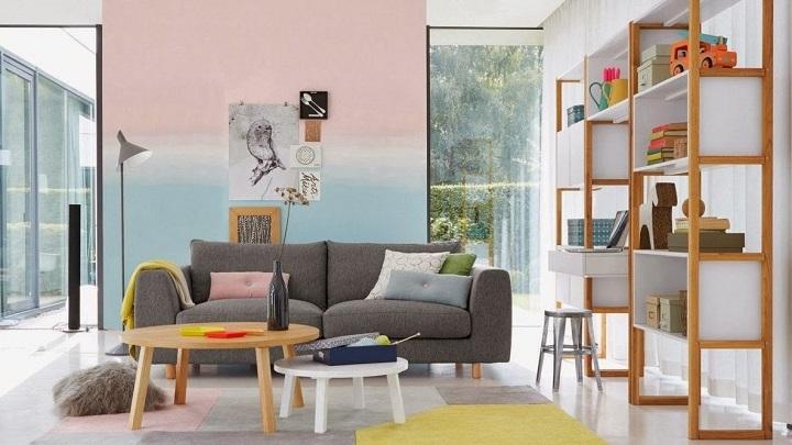 O sof ideal para uma decora o n rdica decora o e ideias for Salones modernos estilo nordico