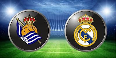 مشاهدة مباراة ريال مدريد وريال سوسيداد اليوم بث مباشر فى الدورى الاسبانى