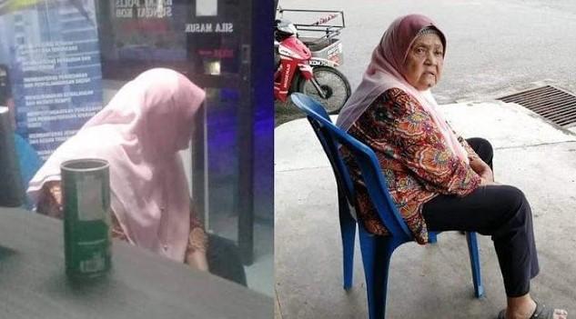 Viral Ibu 80 Tahun Dibuang Anaknya di Minimarket, Sang Anak: Saya Tak Mau Urus