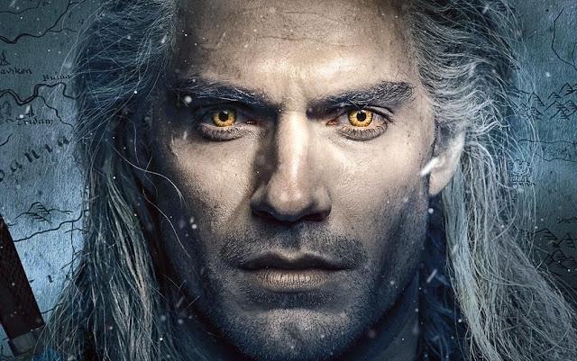 Witcher como clase para Dungeons & Dragons - Geralt