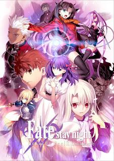 Fate Stay Night : Heavens Feels ( 1, 2, 3 )