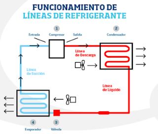 Lineas de refrigerante 6