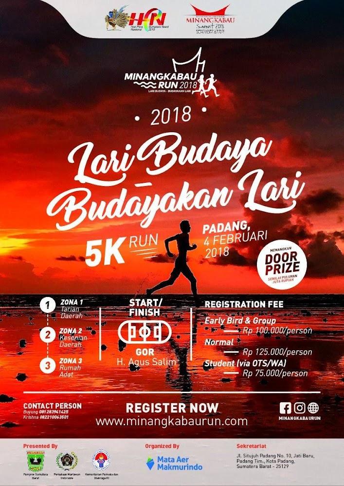 Minangkabau Run • 2018