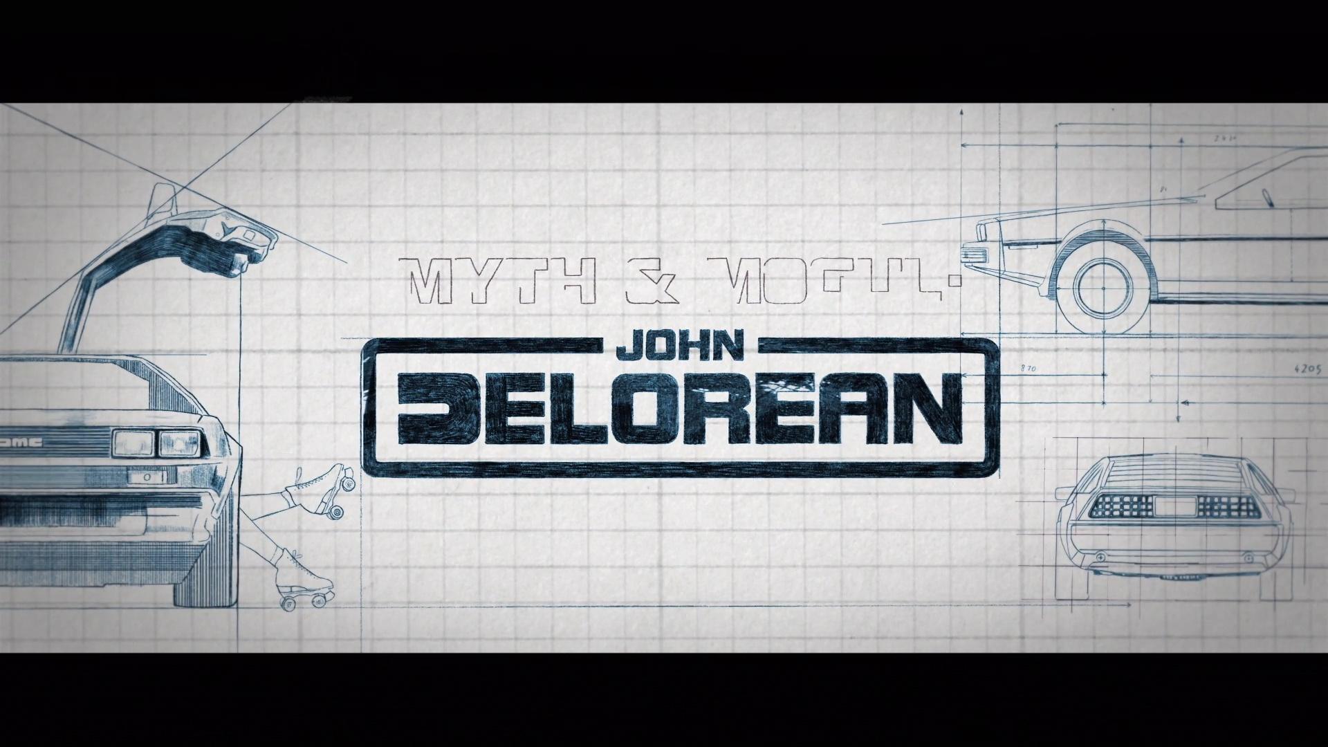 John DeLorean: Mito y magnate (2021) Temporada 1 1080p WEB-DL Latino