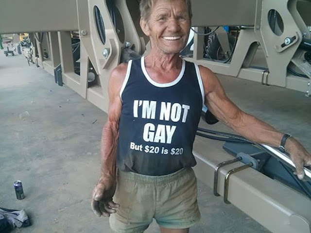 I'm not gay t-shirt. PYGear.com