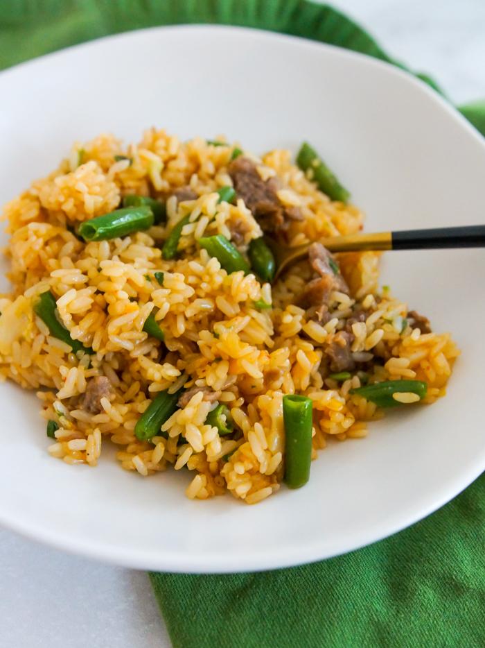 Trader Joe's Bulgogi Beef Fried Rice Review