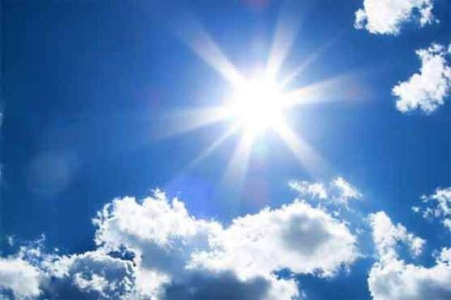 میٹ آفس نے ملک کے بیشتر علاقوں میں موسم خشک موسم کی پیش گوئی کی ہے