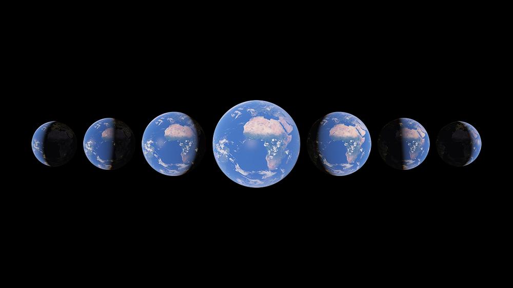Adesso puoi viaggiare nel tempo grazie a Google Earth   Video