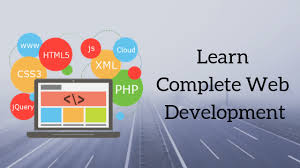 Learn Web Development Tutorial in online 10 hours with scratch examples