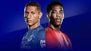 Everton FC v. Manchester United FC