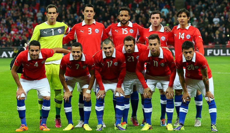 You Can Watch Spain Vs Chile Online Free Enjoy Live