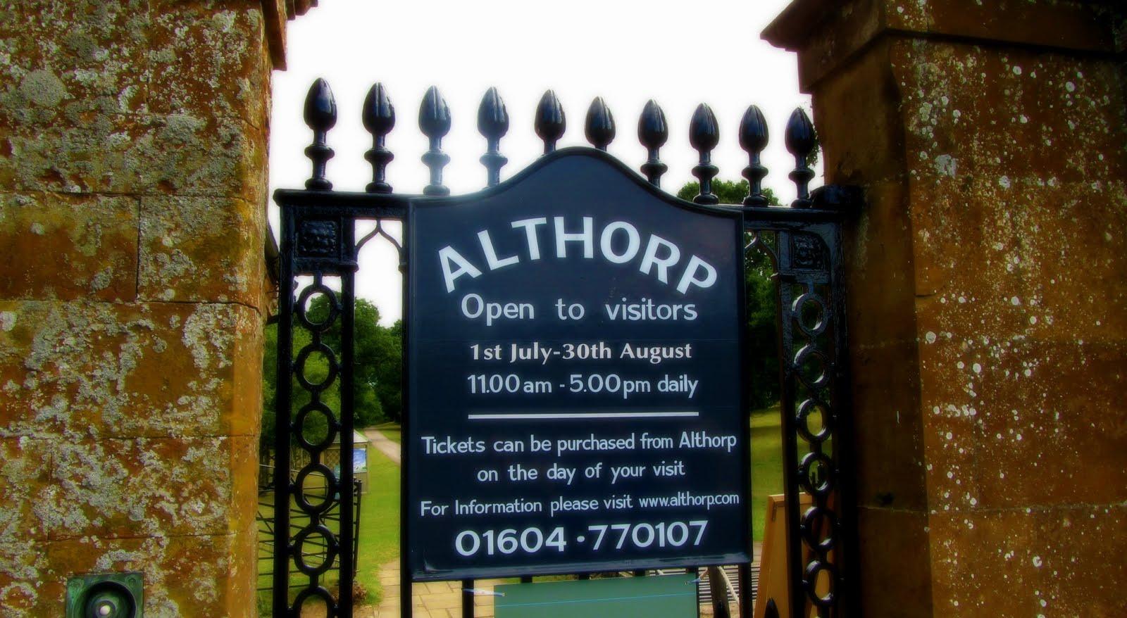 Althorp Burials Princess Diana House 6k Pics