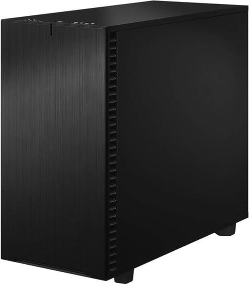 Review Fractal Design Define 7 Black Brushed PC Case