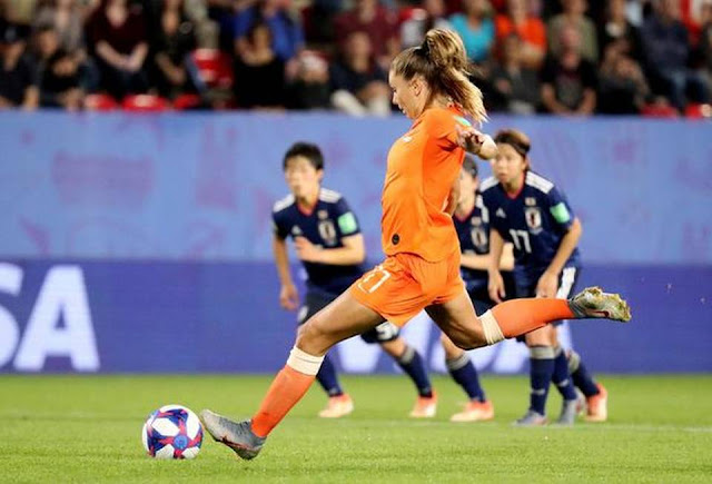 Women's World Cup: Netherlands break Japanese hearts; advance to quarter-finals