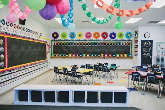 Cara Menghias Kelas SD Agar Lebih Menarik dan Membuat Betah