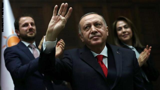 أردوغان يتوعد حفتر ويؤكد: ليبيا كانت جزءاً مهما من الدولة العثمانية