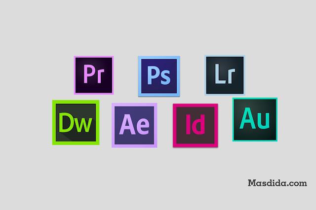 Macam Aplikasi Adobe dan fungsinya