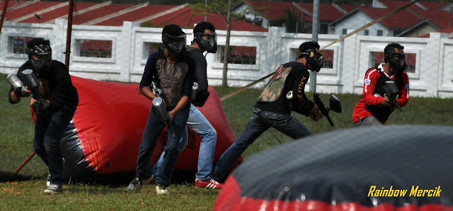 Paintball: The Run