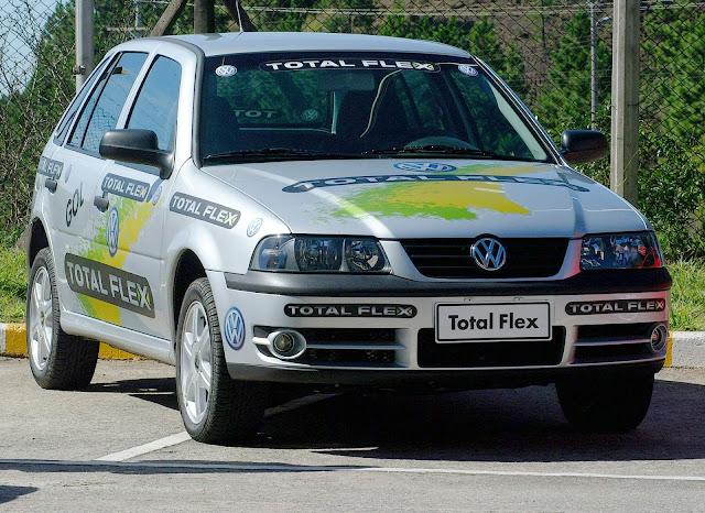 Volkswagen Gol 2004 Total Flex