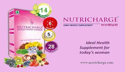 न्यूट्रीचार्ज वुमेन टेबलेट के फायदे | Benefits of Nutricharge Woman Tablet
