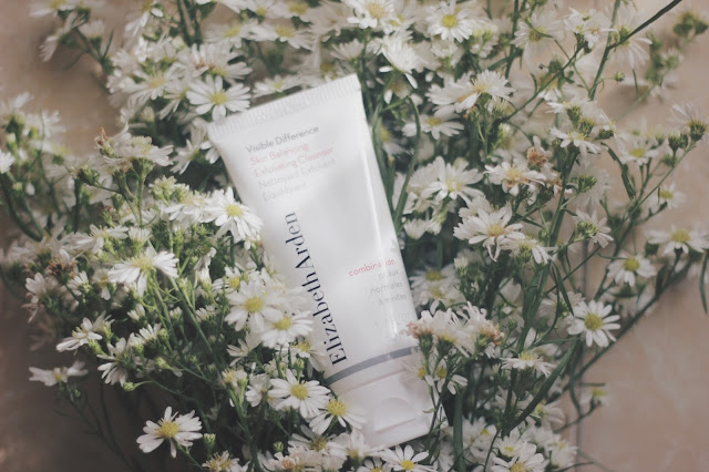 Review Elizabeth Arden Visible Difference Skin Balancing Exfoliating Cleanser