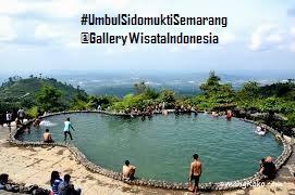 Umbul Sidomukti Semarang | Tempat Wisata di Semarang