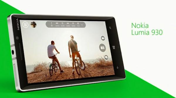 Nokia Lumia 930 officially announced