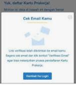 Cara Memverifikasi Email Prakerja Simak Disini