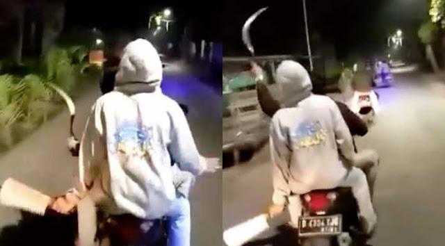 """Kronologis Geng Motor Bawa Golok Serbu FPI, Lalu Kabur Ketika Dengar """"Allahuakbar!"""""""
