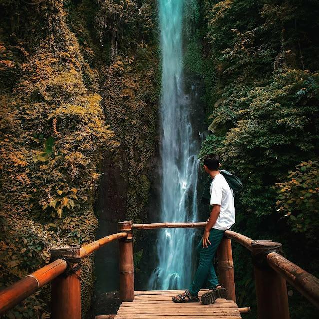 Air Terjun Putuk Truno Prigen Pasuruan Jawa Timur