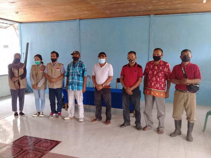 Program Pamsimas III Desa Siong TA 2019 Baru Diserah Terimakan, Ini Penyebabnya!