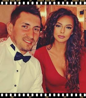 cezar juratoni nunta cu iubita tatiana