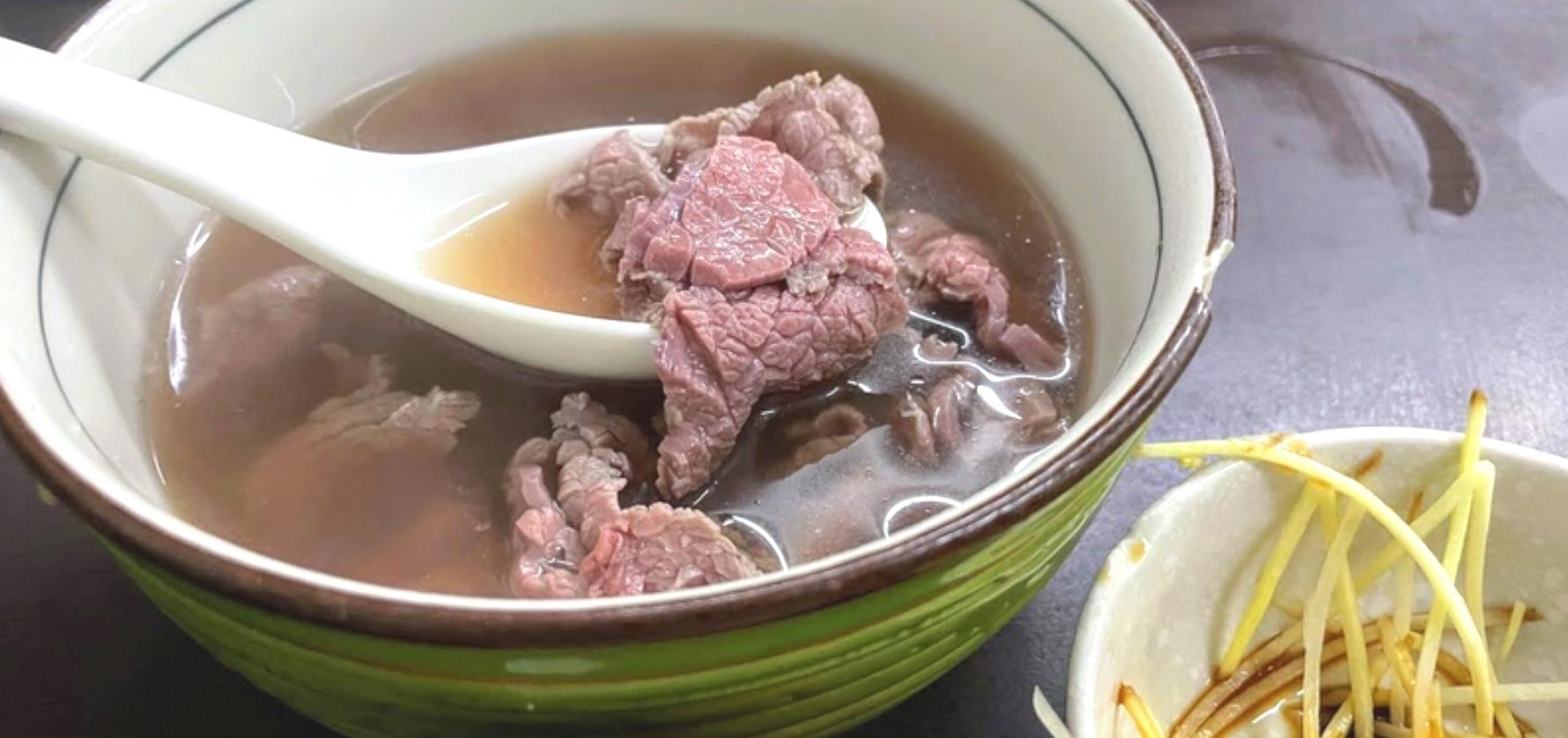 阿牛仔牛肉湯 / 加班加不夠 那就多加兩次湯吧 / 肉燥飯免費 / 加湯免費 / 台南善化
