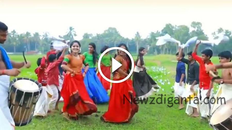 இந்த கேரளா பெண்கள் ஆட்டம் செம்மையா இருக்கு !! மிஸ் பண்ணாதீங்க அப்புறம் வருத்தப்படுவீங்க !
