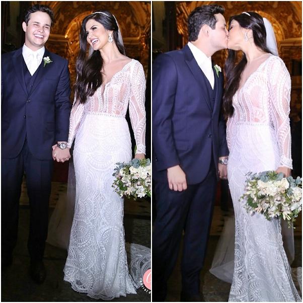 Casamento cantor Matheus e paula