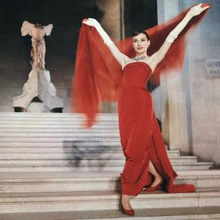 Domitilla's spouse Luca mom Audrey Hepburn picture