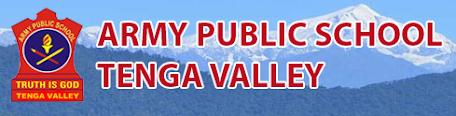 Army Public School Tenga Valley TGT Recruitment 2020
