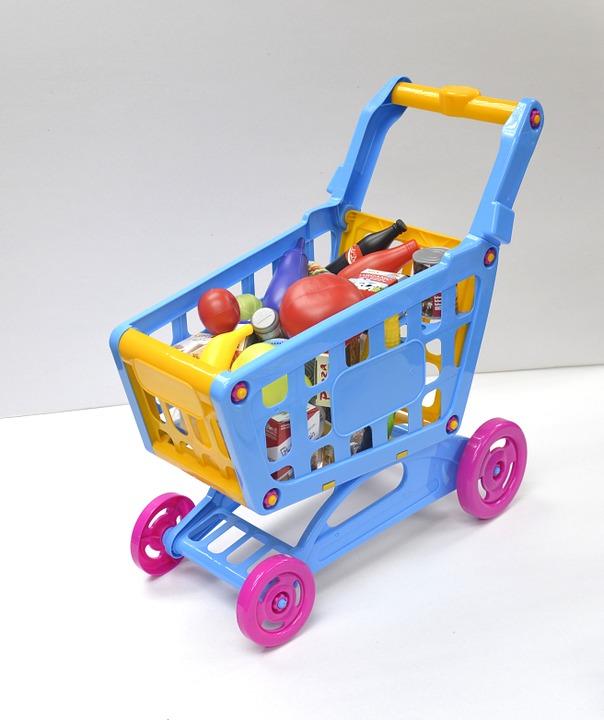 Ketika Anak Belajar Online Shopping