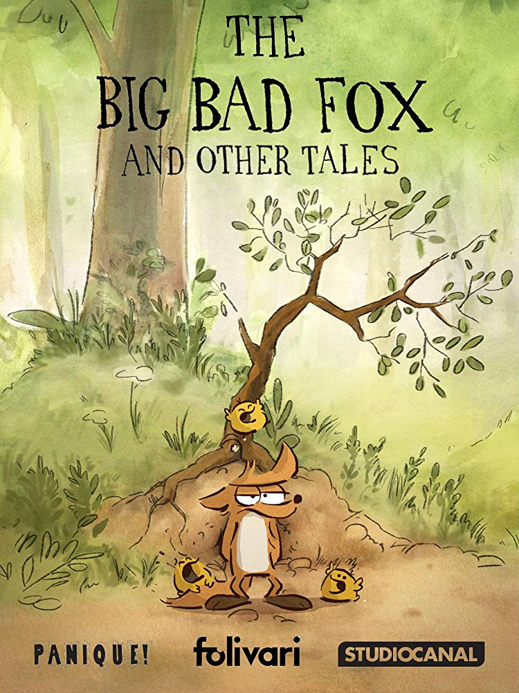 The Big Bad Fox and Other Tales… 2017 French Movie Bluray 720p With Subtitle