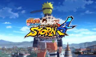 Naruto Ninja Storm 4 Mod by M Rifaldi Apk