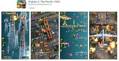 game perang pesawat offline