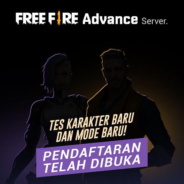 Bahas Lengkap Cara Daftar Advance Server Season 2